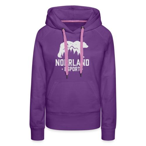 NorrlandEsport - Premiumluvtröja dam
