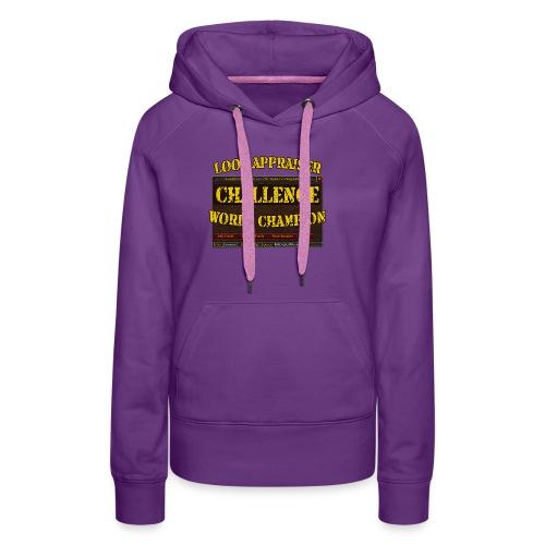 Loot Appraiser World Champion - Frauen Premium Hoodie