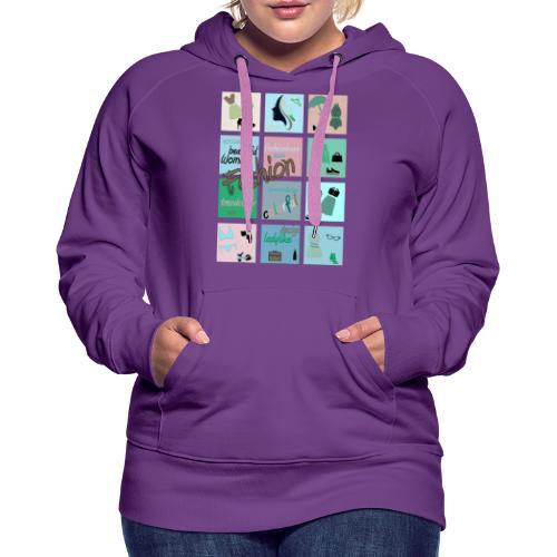 Fashionlover - Frauen Premium Hoodie