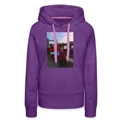 leuke kleding en leuke dingen die je kan gebruiken - Vrouwen Premium hoodie
