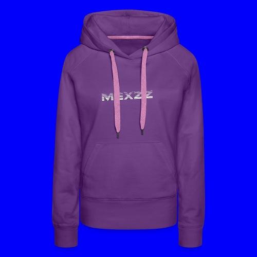 MexzZ in 's Flash - Vrouwen Premium hoodie