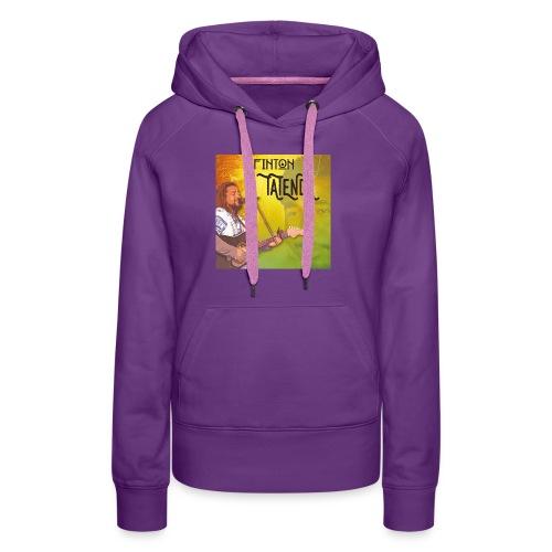 I Finton - Tatenda - Women's Premium Hoodie