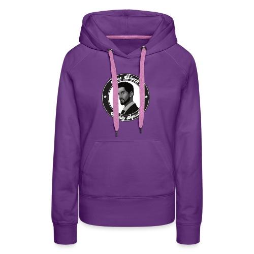 Alex Black's Daddy Squad - Sweat-shirt à capuche Premium pour femmes