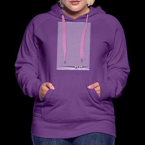 icu - Frauen Premium Hoodie
