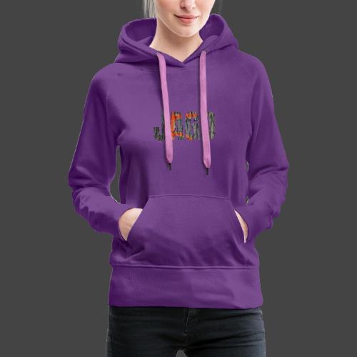 JAGD-Shirt für Jäger/innen, Motiv Drückjagdstand - Frauen Premium Hoodie