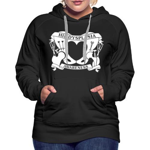 Hip Dysplasia Awareness - Women's Premium Hoodie