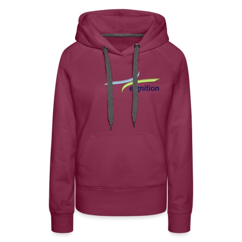 logo_egnition_freigestell - Frauen Premium Hoodie