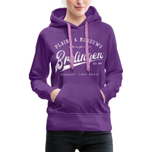 Brelingen Retroshirt - Frauen Premium Hoodie