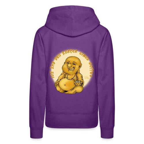 Buddha - Frauen Premium Hoodie