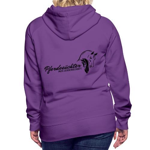 Pferdezüchter - Frauen Premium Hoodie