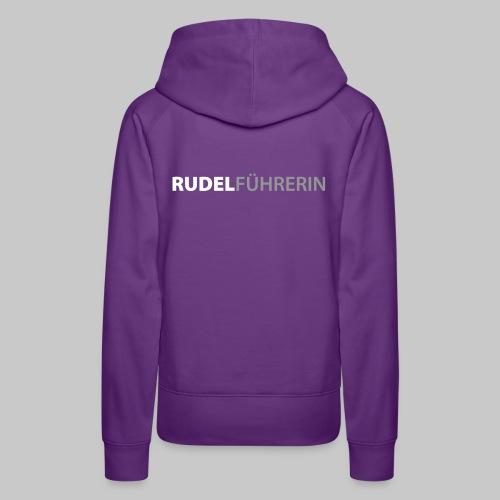 Rudelführerin - Frauen Premium Hoodie