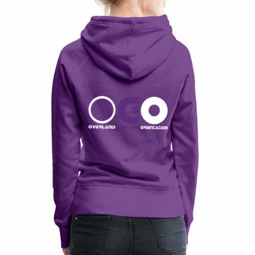 OGO-27 - Sweat-shirt à capuche Premium pour femmes