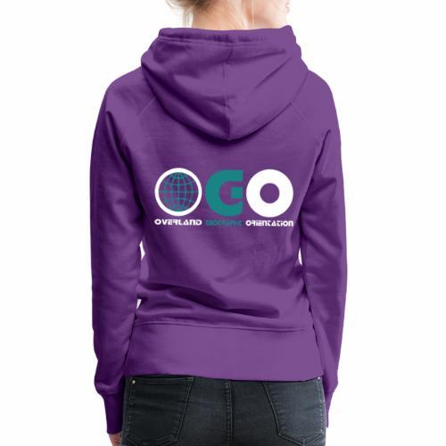 OGO-34 - Sweat-shirt à capuche Premium pour femmes