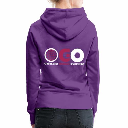 OGO-26 - Sweat-shirt à capuche Premium pour femmes