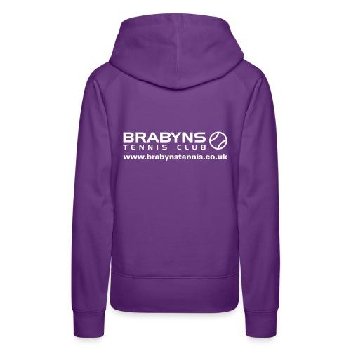brabyns t shirt - Women's Premium Hoodie