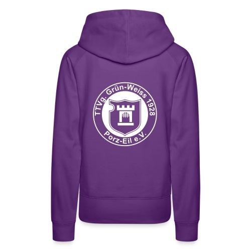 gw eil logo cs2 - Frauen Premium Hoodie