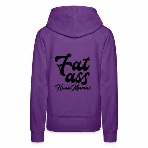 fatasshousemamas - Naisten premium-huppari