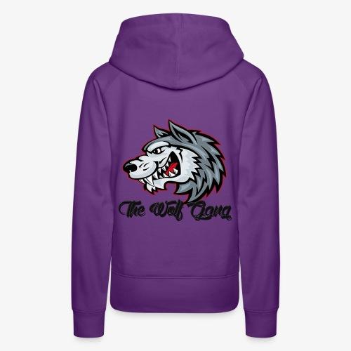 The Wolf Gang - Sweat-shirt à capuche Premium pour femmes