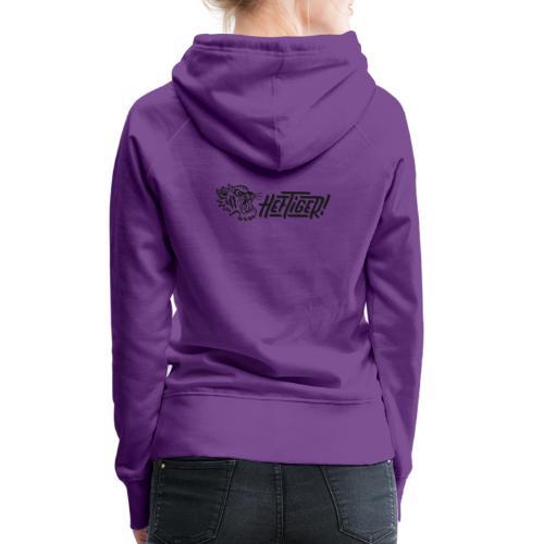HEFTIGER Shop - Frauen Premium Hoodie
