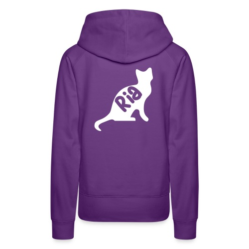 Team Ria Cat - Women's Premium Hoodie