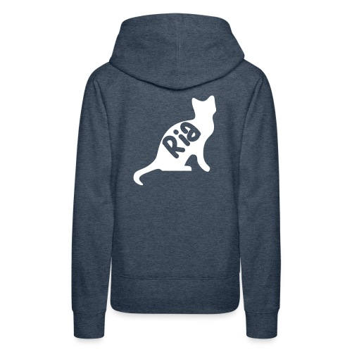 Team Ria Cat - Women's Premium Hoodie