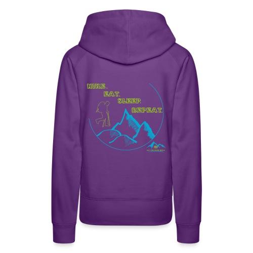 Rando - Sweat-shirt à capuche Premium pour femmes