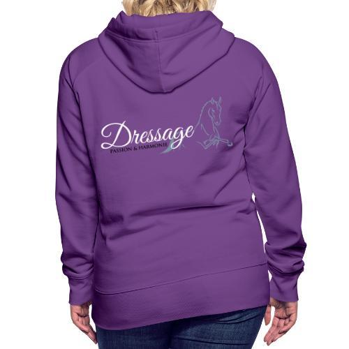 Trab_Design_Dressage_NB - Frauen Premium Hoodie