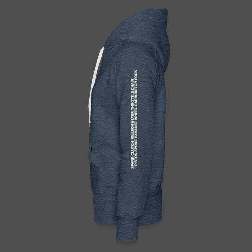 Motoparts ONE 9MP11 - Women's Premium Hoodie