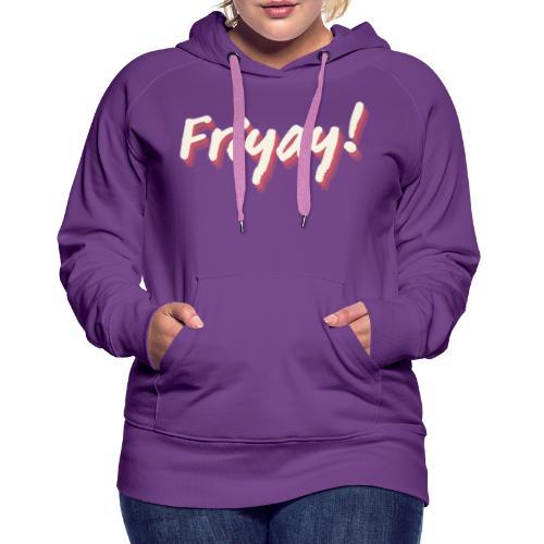 Friyay - Premium hettegenser for kvinner