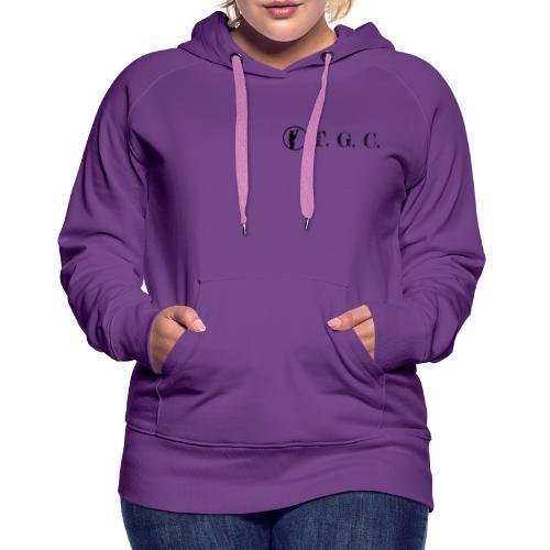 Simples Logo & Akronym - Frauen Premium Hoodie