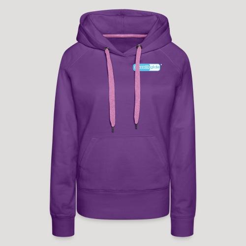 Smoothglide_Logo - Frauen Premium Hoodie