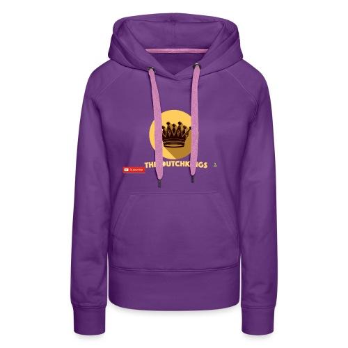 logo - Vrouwen Premium hoodie