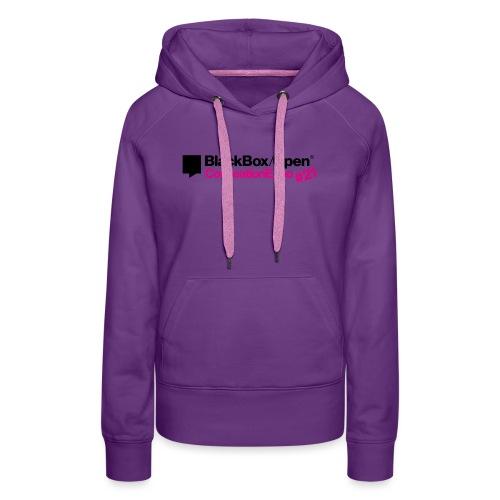 cocreationexpo - Frauen Premium Hoodie