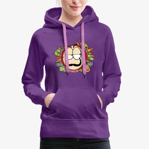Daly BB - Sweat-shirt à capuche Premium pour femmes