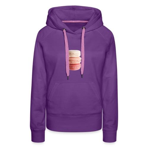 Macaron - Vrouwen Premium hoodie