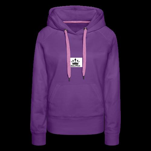 TakeAWish - Frauen Premium Hoodie