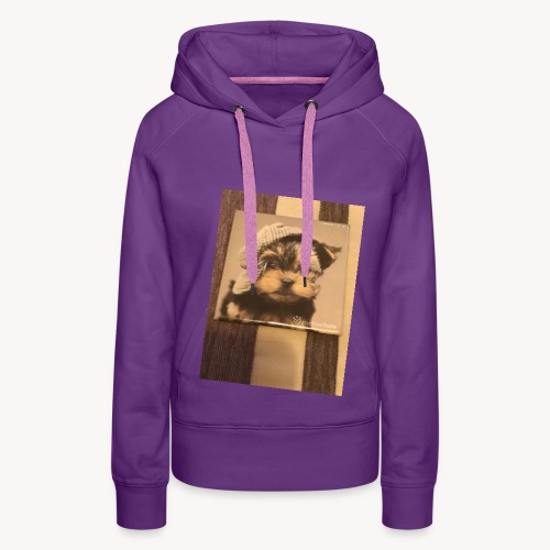 Yorkshire terrier. - Women's Premium Hoodie