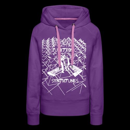 Punktronic Synthtunes - Frauen Premium Hoodie