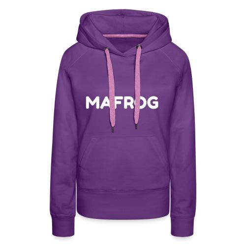 Truien - Vrouwen Premium hoodie