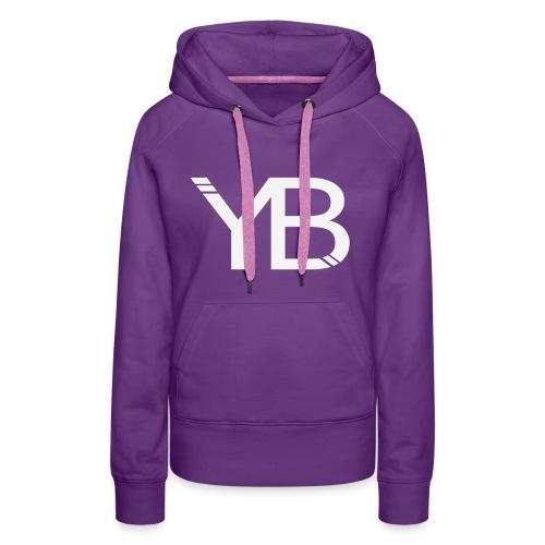 YB Sweater - Vrouwen Premium hoodie