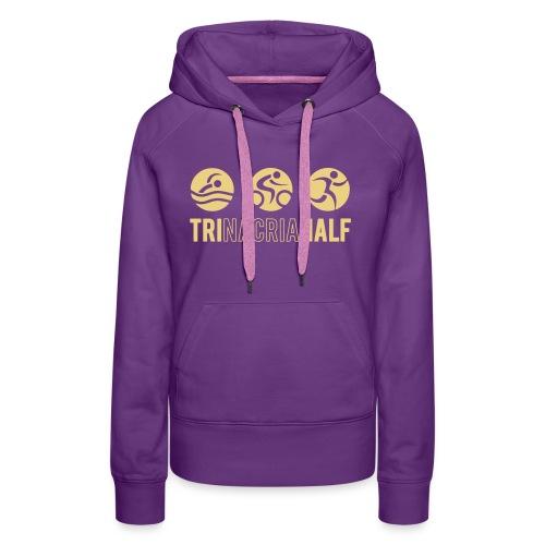TRInacriaHalf - Women's Premium Hoodie