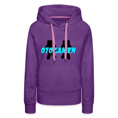 Accessoires type 2 - Vrouwen Premium hoodie