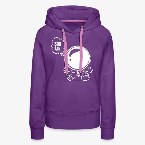 508 Ltd Cosmos - Sweat-shirt à capuche Premium pour femmes