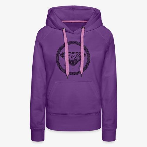 LOVE U KARAT - Frauen Premium Hoodie