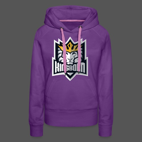 KingbornWhite - Frauen Premium Hoodie