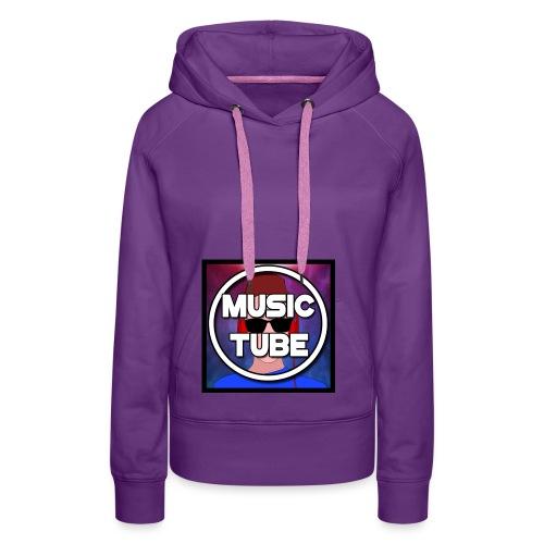 Music Tube - Women's Premium Hoodie