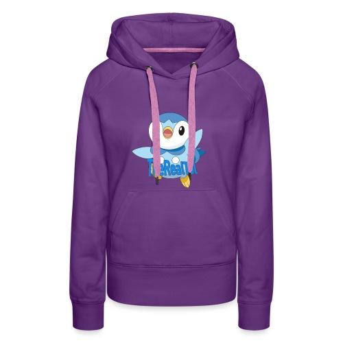 TheRealTol piplup T-shirt - Vrouwen Premium hoodie