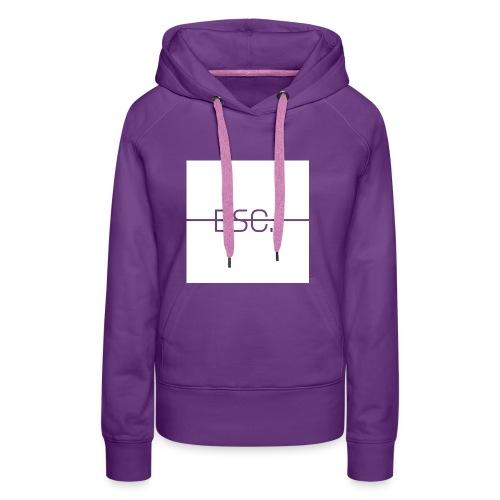 BSC.J - Vrouwen Premium hoodie