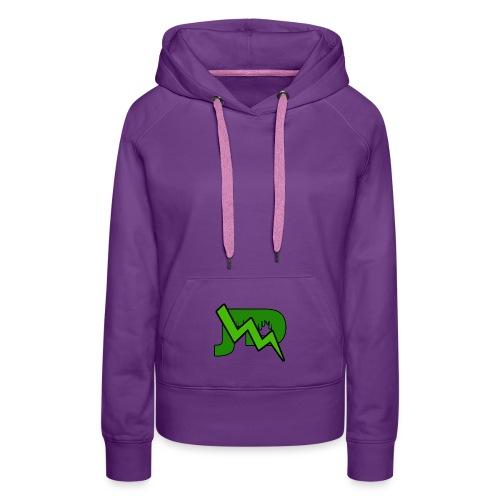 David - Vrouwen Premium hoodie