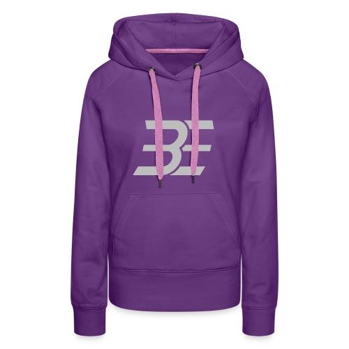 BE_Logo - Frauen Premium Hoodie